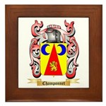 Champonnet Framed Tile