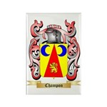 Champon Rectangle Magnet (100 pack)