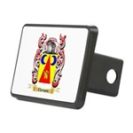 Champon Rectangular Hitch Cover