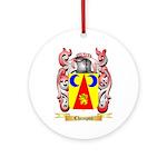 Champon Ornament (Round)