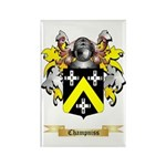 Champniss Rectangle Magnet (100 pack)