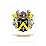 Champniss Sticker (Rectangle 50 pk)