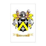 Champniss Mini Poster Print