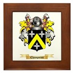Champniss Framed Tile
