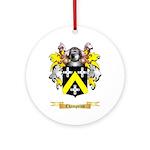 Champniss Ornament (Round)