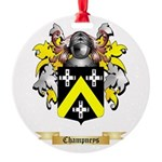 Champneys Round Ornament