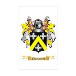 Champneys Sticker (Rectangle)