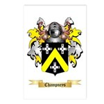 Champneys Postcards (Package of 8)