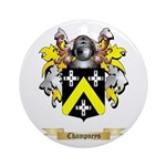 Champneys Ornament (Round)