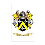 Champney Sticker (Rectangle)