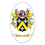 Champney Sticker (Oval)