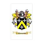 Champness Sticker (Rectangle)