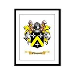 Champness Framed Panel Print