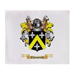 Champness Throw Blanket