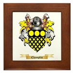 Champlin Framed Tile