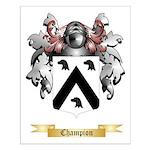 Champion Small Poster