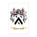 Champion Mini Poster Print