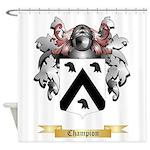 Champion Shower Curtain