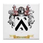 Champion Tile Coaster