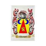 Champet Rectangle Magnet (100 pack)