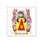 Champet Square Sticker 3