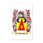 Champet 35x21 Wall Decal