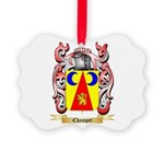 Champet Picture Ornament