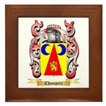 Champeix Framed Tile
