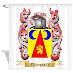Champeaux Shower Curtain