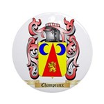 Champeaux Ornament (Round)