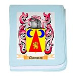 Champeau baby blanket