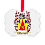 Champeau Picture Ornament