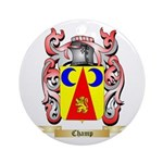 Champ Ornament (Round)