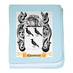 Chambrier baby blanket