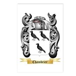 Chambrier Postcards (Package of 8)