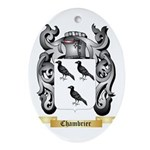 Chambrier Ornament (Oval)