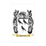 Chambre Sticker (Rectangle 50 pk)