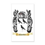 Chambre 20x12 Wall Decal