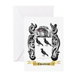 Chambras Greeting Card