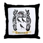 Chambras Throw Pillow