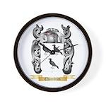 Chambras Wall Clock