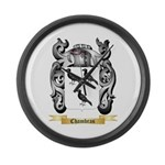 Chambras Large Wall Clock