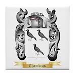 Chambras Tile Coaster
