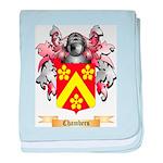 Chambers baby blanket