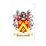 Chambers Sticker (Rectangle)