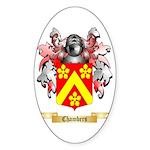 Chambers Sticker (Oval 50 pk)