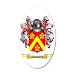 Chambers 35x21 Oval Wall Decal