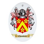 Chambers Ornament (Oval)
