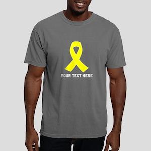 Yellow Ribbon Awareness Mens Comfort Colors Shirt