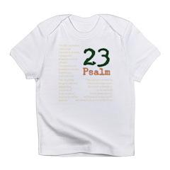 23rd psalm Infant T-Shirt